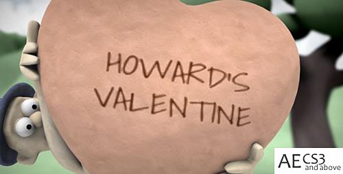 Videohive Howards Valentine 6699679