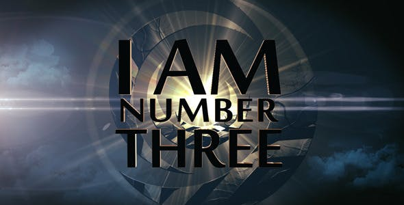 Videohive I am Number Three - Cinematic Opener 251769