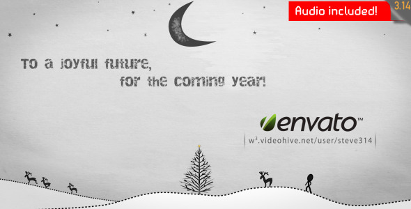 Videohive INKMAN presents XMAS & NEW YEAR'S