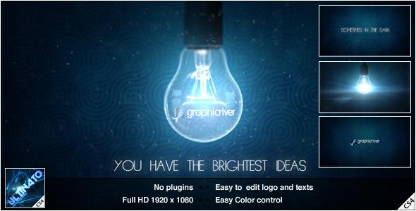 Videohive Idea Logo 4087103