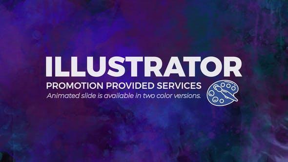 Videohive Illustrator Promo 24278971