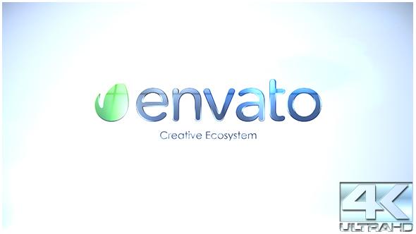 Videohive Image Ident - Clean Elegance Logo 17621966