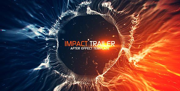 Videohive Impact Trailer Titles 12165625