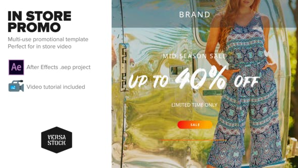 Videohive In Store Sale Promo 22541654