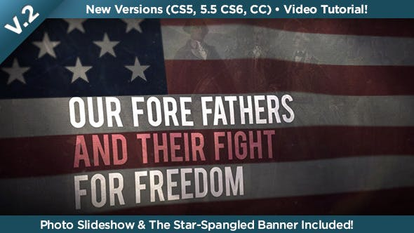 Videohive Independence Day Animation 4948071