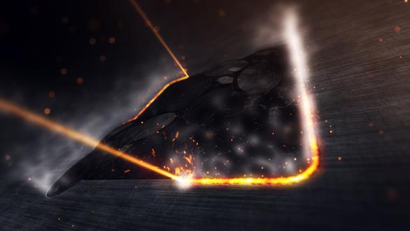 Videohive Industrial Laser Reveal 21610294
