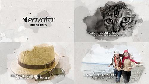 Videohive Ink Slides