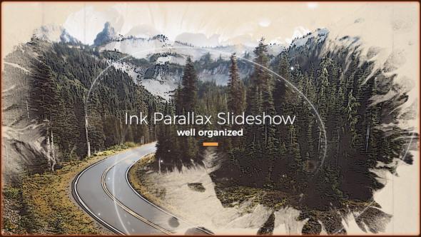 Videohive Ink Slideshow 19826950