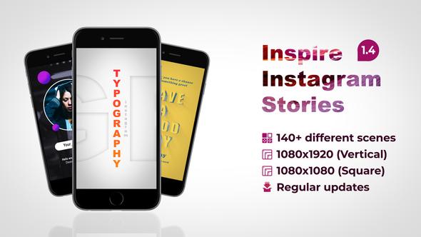 Videohive Inspire Instagram Stories 21652409