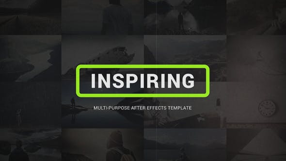 Videohive Inspiring - Multi-Purpose Gallery 13027420