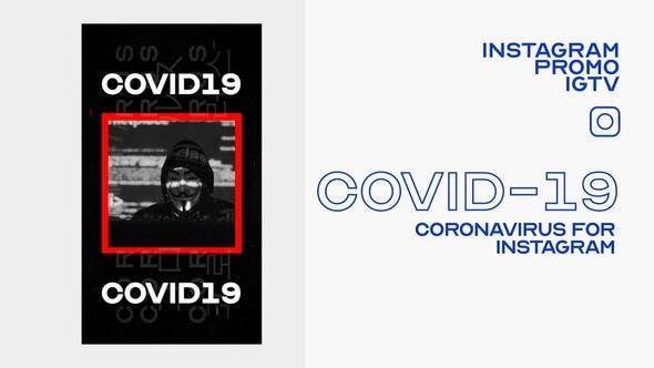 Videohive Instagram Coronavirus Covid-19 IGTV 26217989