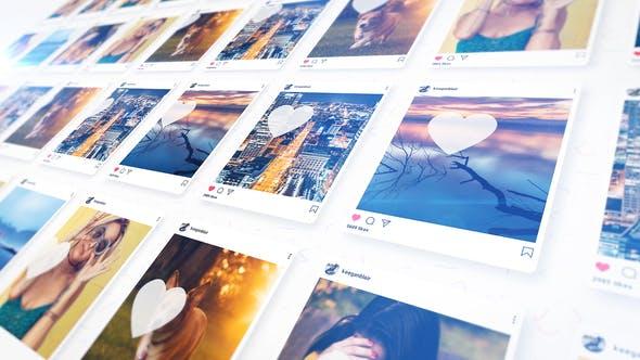 Videohive Instagram Intro 26441806