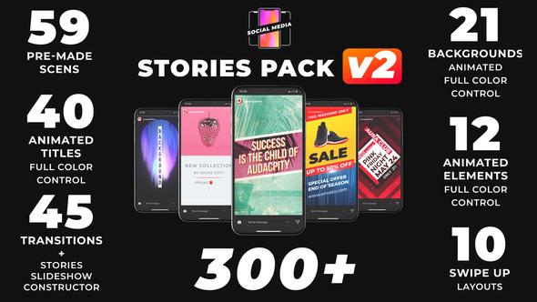 Videohive Instagram Stories 21895564