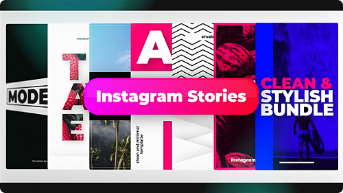 Videohive Instagram Stories 22118903