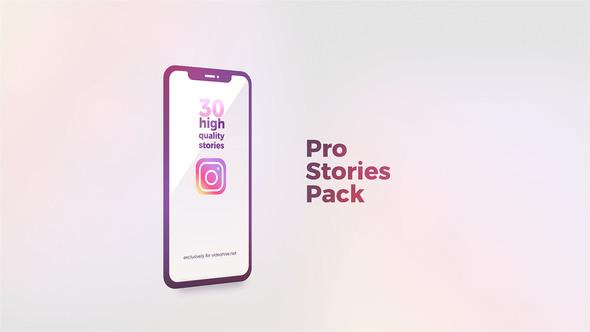 Videohive Instagram Stories Pro 22415073