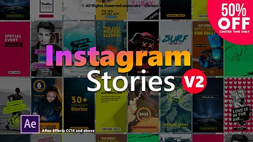 Videohive Instagram Stories v2 22357836