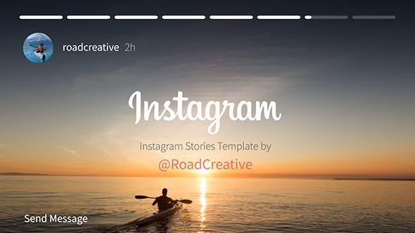 Videohive Instagram Story 20084293