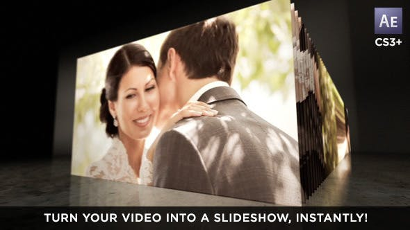 Videohive Instant Video Slideshow 10755625