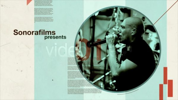 Videohive International Typography Promo