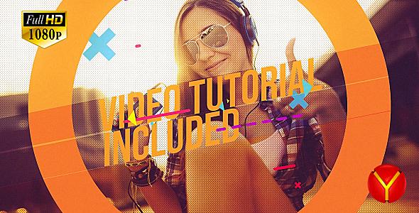 Videohive Intro Photo Opener 2 20176440