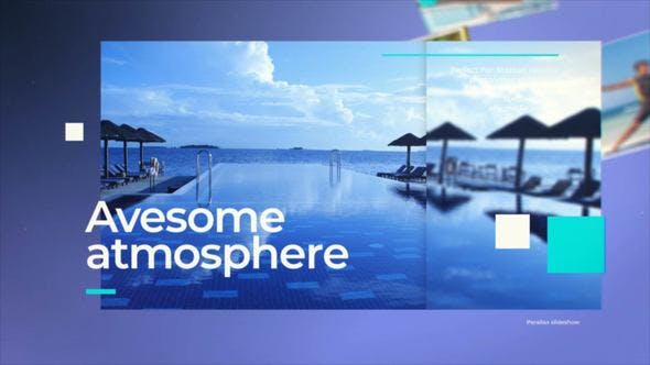 Videohive Intro Slideshow For Hotel 22033244