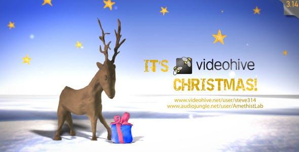 Videohive Its Xmas 6051295