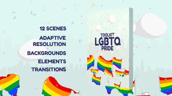 Videohive LGBTQ Pride Toolkit 26925940