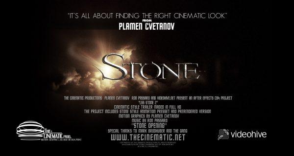 Videohive LS Series - Stone V2