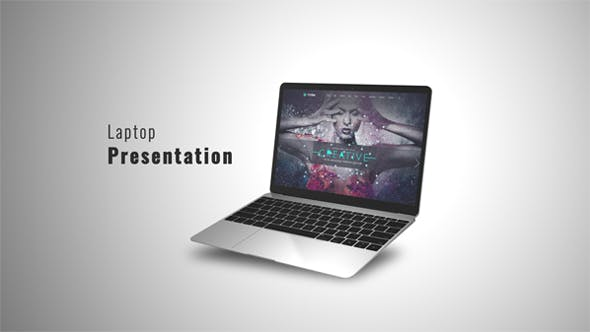 Videohive Laptop Presentation 2 20162579