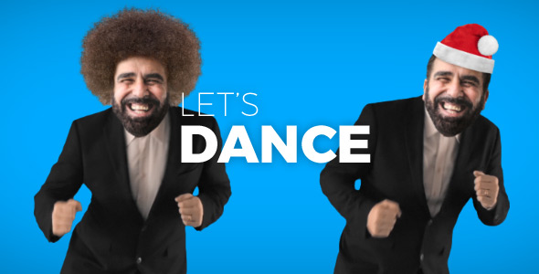 Videohive Lets Dance 19736298
