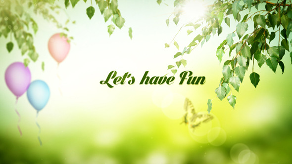 Videohive Lets Have Fun 6687203