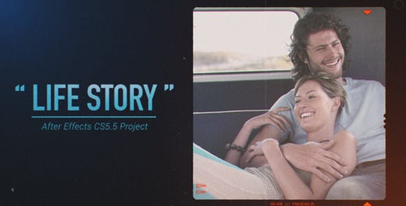 Videohive Life Story 20433348