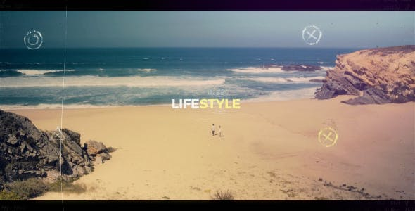 Videohive Lifestyle Opening Titles 19431305