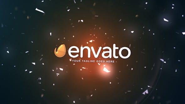 Videohive Light and Magic Logo 13464595