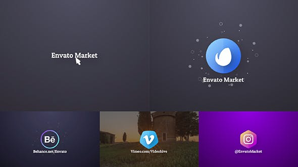 Videohive Link Logo Reveal 20376802