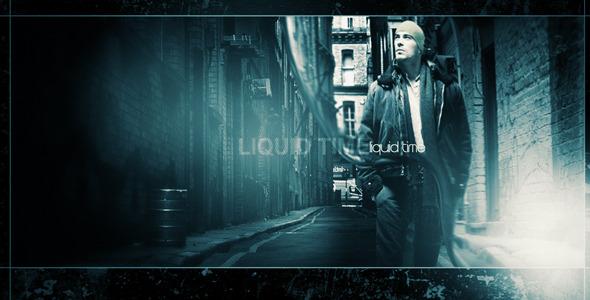 Videohive Liquid Time