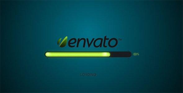 Videohive Loading Screen Intro.238061