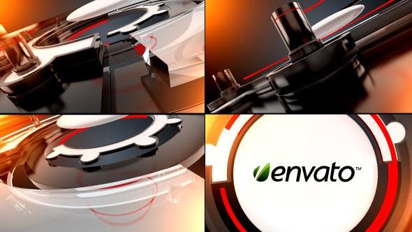 Videohive Logo Animation 4662225
