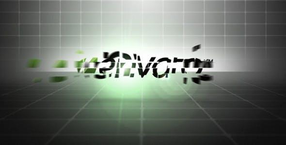 Videohive Logo Cells 140010