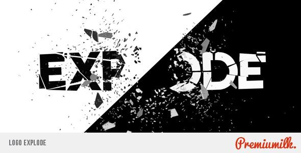 Videohive Logo Explode 2968476
