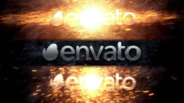Videohive Logo Explosion 11375398
