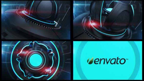 Videohive Logo Opener 5199583