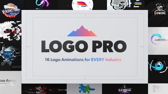 Videohive Logo Pro Logo Animation Pack 25621946