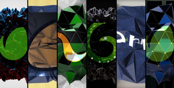 Videohive Logo Reveal Pack 12530413