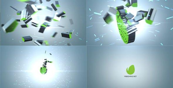 Videohive Logo Reveal-v2 8086106