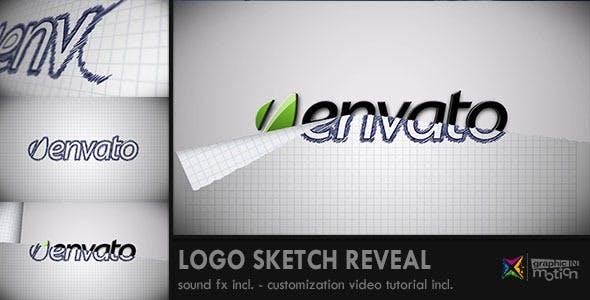 Videohive Logo Sketch Reveal 1693655