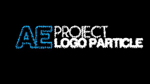 Videohive Logo particle