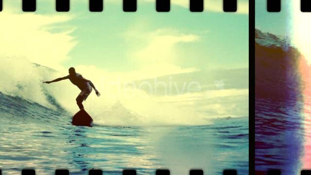 Videohive Lomo stripes 154306