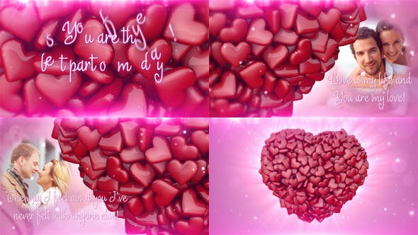 Videohive Love Video Card 6600917