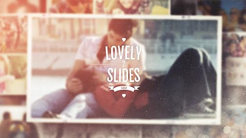 Videohive Lovely Slides II